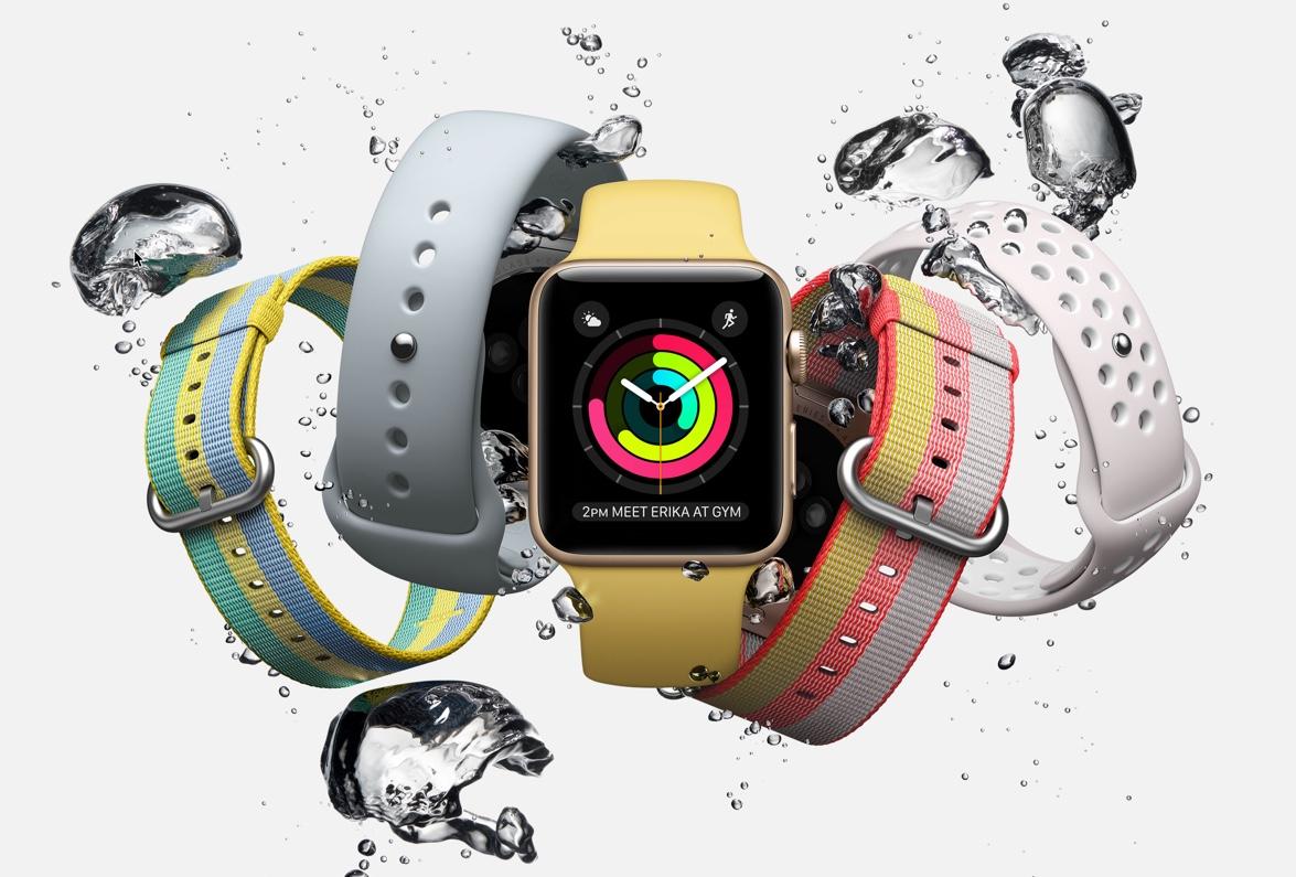 Apple Watch soll unabhängig werden