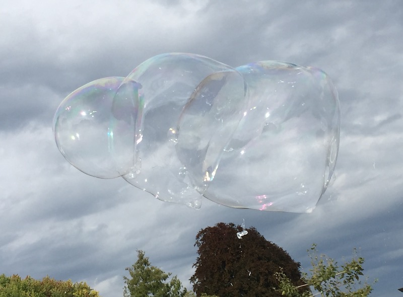 Living in the fintech bubble?